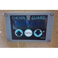 Automatische kippendeur CG