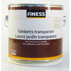 Transparant Kleurloos 2.5 lt